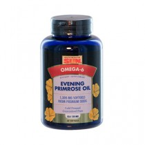 Health From The Sun Evening Primrose Oil Dietary Supplement