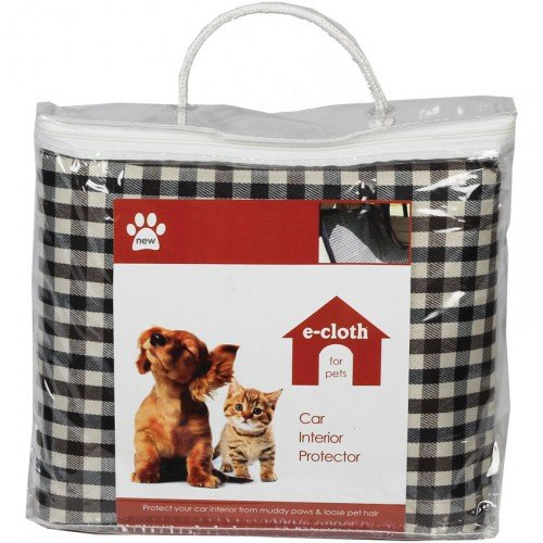 E Cloth E Pet Care Interior Protector