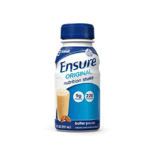 Ensure Original 8 oz Bottles Butter Pecan - 8 oz