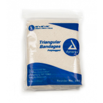 Triangular Bandage, 100% Cotton