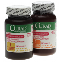 CURAD Iodoform Packing Strips