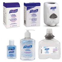 Purell Instant Hand Sanitizers