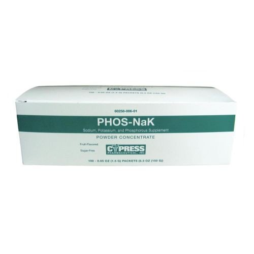 Phos-Nak Powder, Box of 100