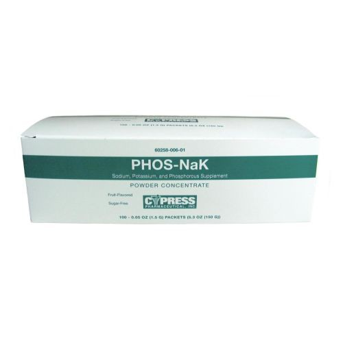 Phos-Nak Powder, Box of 100