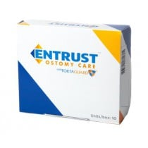 Entrust One Piece Drainable Ostomy Appliances