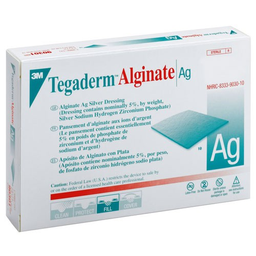 Tegaderm Ag Alginate Silver Dressing