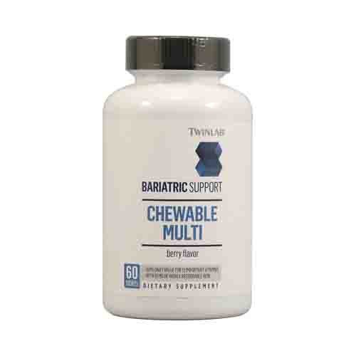 Bariatric Support Chewable Dietary Supplement