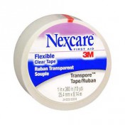 Nexcare Transpore Clear Tape 527P1 | 1 Inch x 10 Yards by 3M