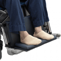 Posey Foot Hugger Wheelchair Foot Cushion