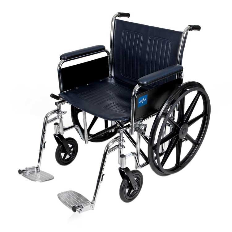 medline extra wide wheelchair 0ee