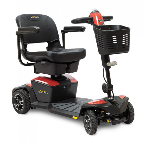 Pride Mobility Jazzy Zero-Turn Power Chair