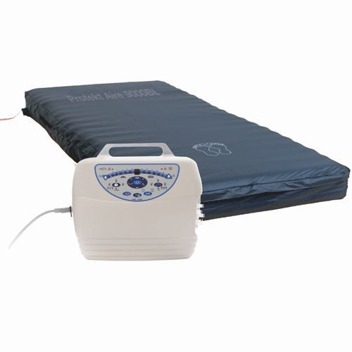 Protekt Aire 9000BL Low Air Loss & Alternating Pressure Mattress System