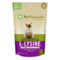 Pet Naturals of Vermont L-LYSINE Daily Supplement