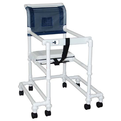 PVC Tall Walker with Outriggers