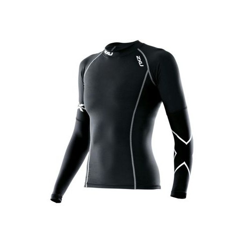Women's Thermal Long Sleeve Compression Top