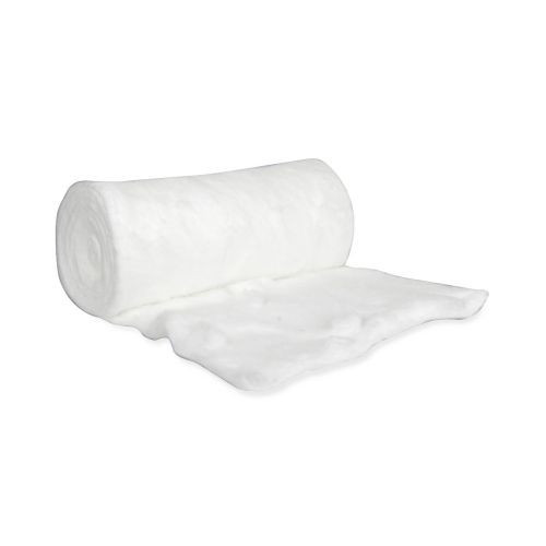 Medline NON6028 Cotton Rolls 1 x 8.5 ft. | 1lb 6oz - Sterile