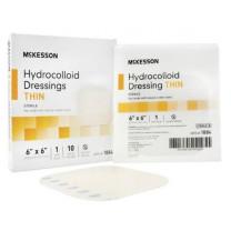 Hydrocolloid Dressing 6 x 6 Inch - Sterile