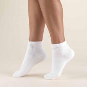 TRUFORM TruSoft Diabetic Mini-Crew Length Socks