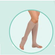 Juzo 3513AD Dynamic Unisex Knee High Compression Socks OPEN TOE 40-50 mmHg