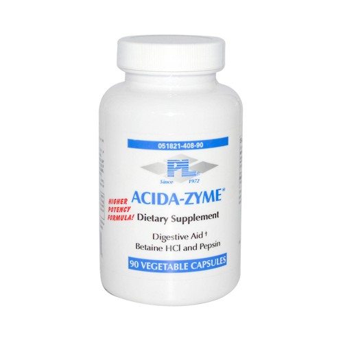 Progressive Laboratories Acida Zyme Dietary Supplement