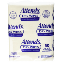Dry Wipe Washcloths