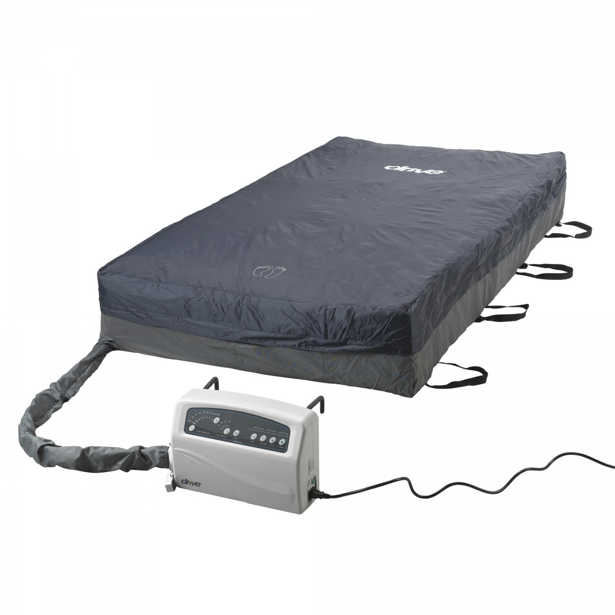 Med Aire Plus Bariatric Alternating Pressure Low Air Loss Mattress