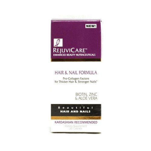 Windmill Health Products Rejuvicare Hair and Nail Formula