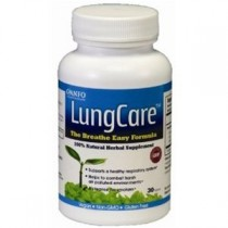 Canfo Natural Products LungCare Respiratory Supprot Herbal Supplement