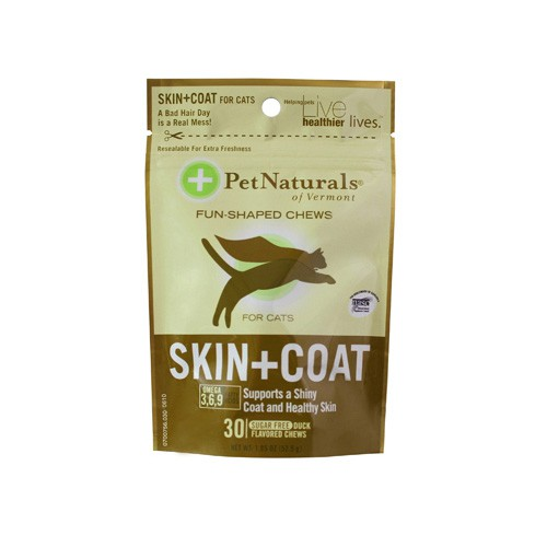 Skin and Coat for Cats