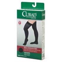 CURAD Thigh-High Compression Hosiery