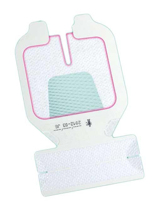 3M 1683 Tegaderm IV Advanced Securement Dressing | Rectangle, 2 1/2 x 2 3/4 Inch