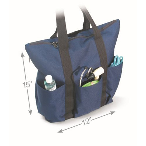 3-Pocket Medical Tote 600D