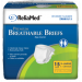 ReliaMed Premium Breathable Briefs Moderate Absorbency
