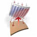 Temperature Regulating Bed Sheet Set Infographic