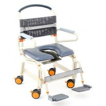 ShowerBuddy SB6C Roll-In Shower Chair 22 or 26 Inch Wide