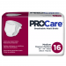 ProCare Adult Briefs Medium