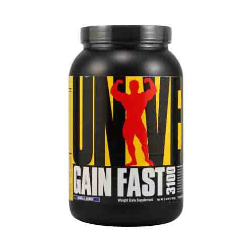Gain Fast 3100 Muscle Building Supplement