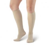 AW Style 116 Women's X-Static Silver Knee-High Socks (20-30 mmHg)