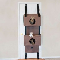 Hanging Feline Funhouse