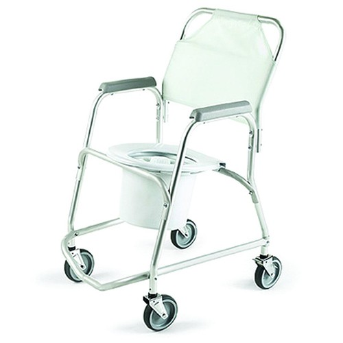 Invacare Mobile Shower Commode Chair