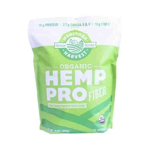 Hemp Pro Fiber Protein Powder