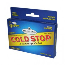 Dr Shens Yin Chiao Coldstop Cold or Flu
