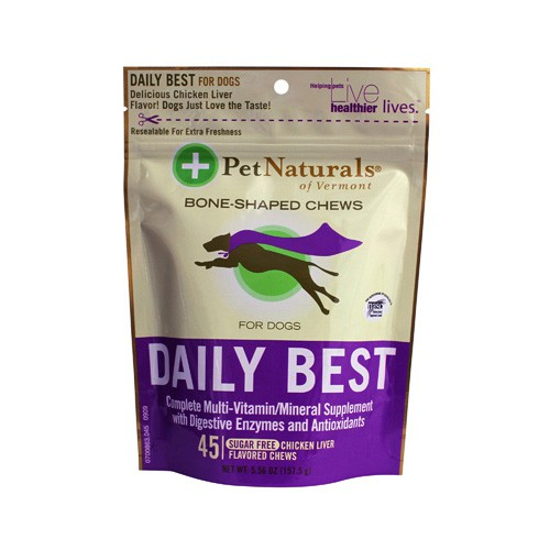Daily Best Multivitamin For Dogs and Puppies