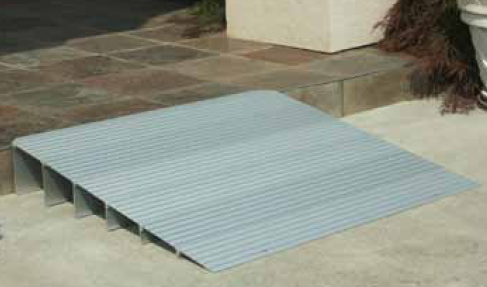 Ez Access Transitions Modular Entry Ramps Threshold 1 1