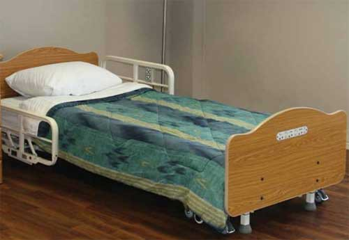 Joerns Care 100 Low Bed Eccbed At Vitality Medical
