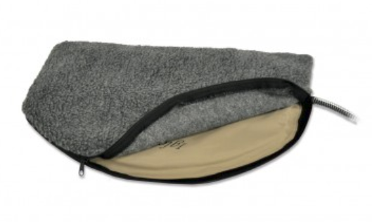 kh pet products lectro soft igloo style bed and cover 702