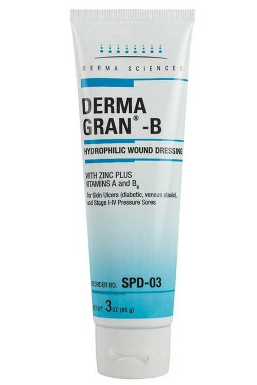 dermagran hydrophilic wound dressing a27