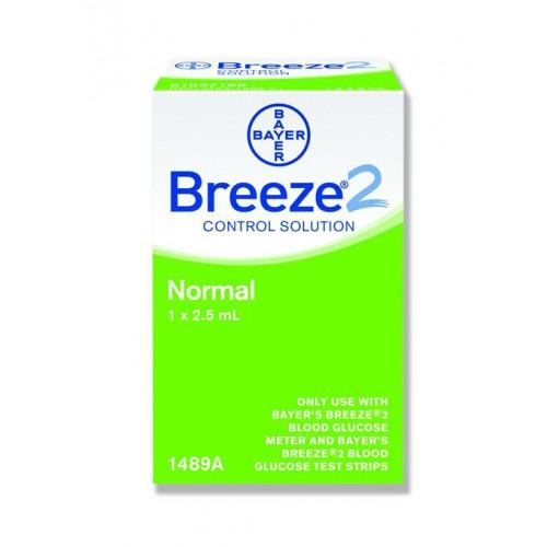 Breeze 2 Normal Control Solution