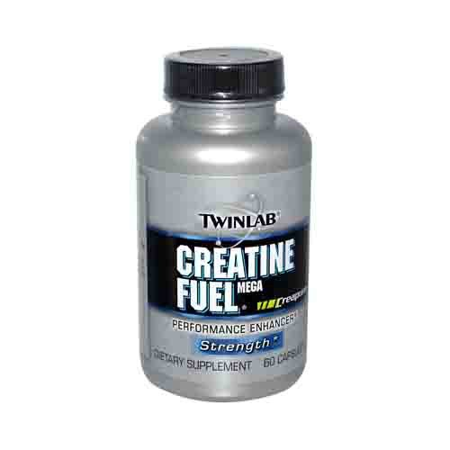 Creatine Fuel Mega Muscle Building Supplement