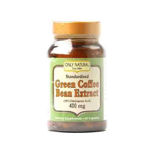 Green Coffee Bean Extract by Only Natural